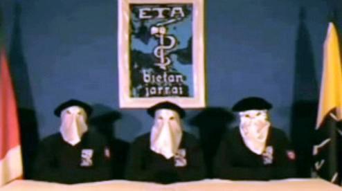 Prohlášení představitelů ETA