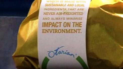Ekologický obal
