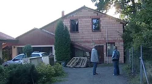 Černá stavba Ladislava Suchánka