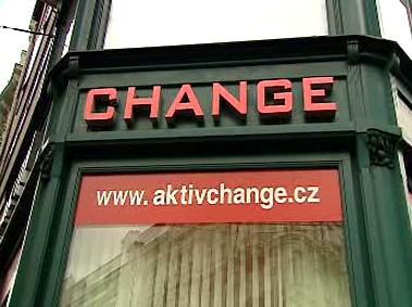 Směnárna Aktiv Change