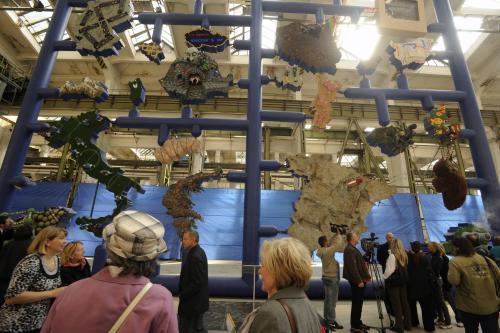 Entropa v muzeu Techmania