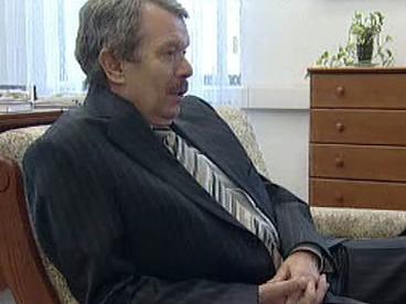 Místopředseda Nejvyššího soudu Pavel Kučera