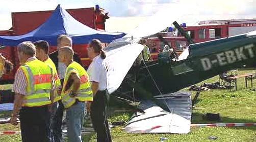 Letecká nehoda