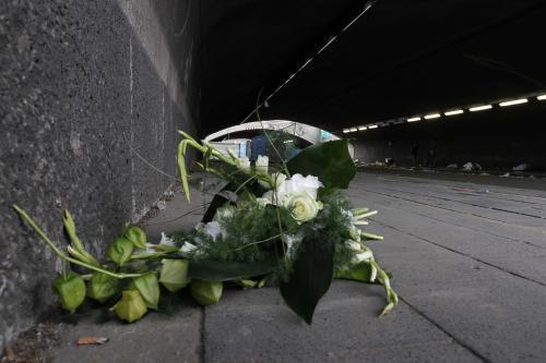 Smutek po Loveparade