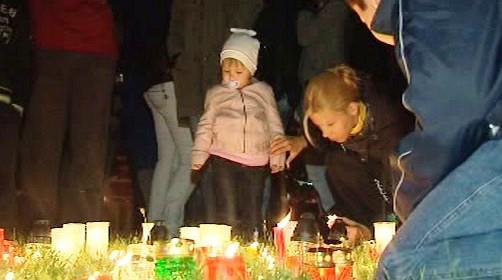 Místo, kde došlo v Bratislavě ke střelbě