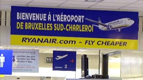 Tabule společnosti Ryanair