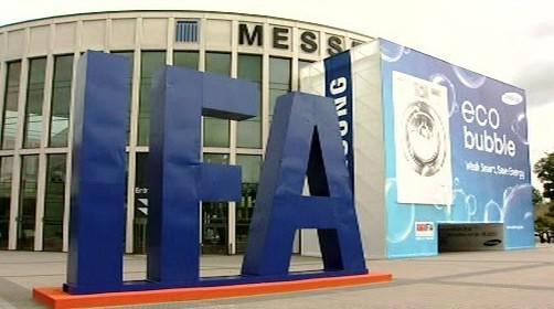 Veletrh zábavní a spotřební elektroniky IFA