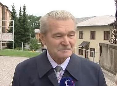 Leo Žídek - politický vězeň