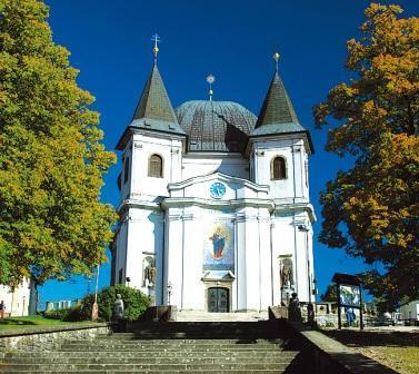 Svatý Hostýn - bazilika