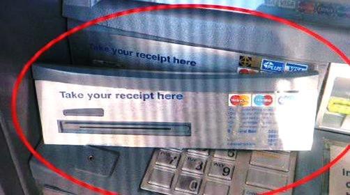 Zahraniční triky, jak okrást bankomaty