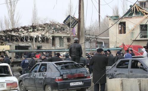 Útok v Machačkale