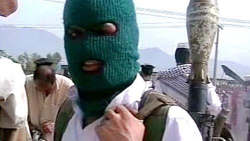 Muslimští ozbrojenci