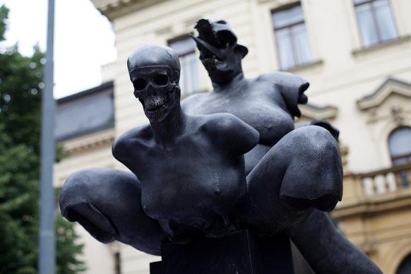 Jiří Sozanský / Mater Mortis