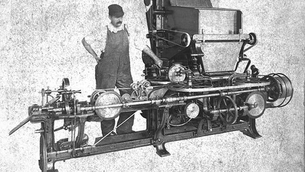 Model z roku 1881