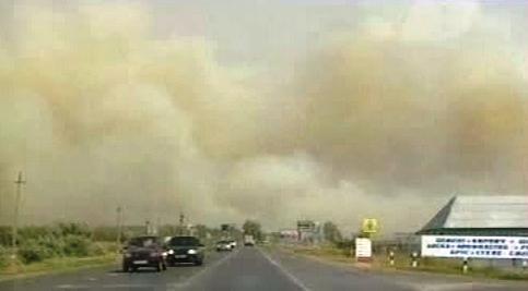 V Rusku znovu hoří lesy