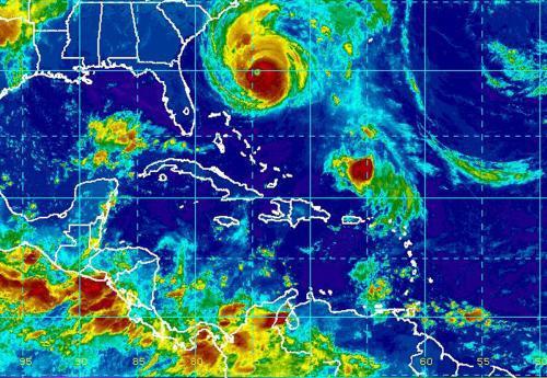 Hurikán Earl