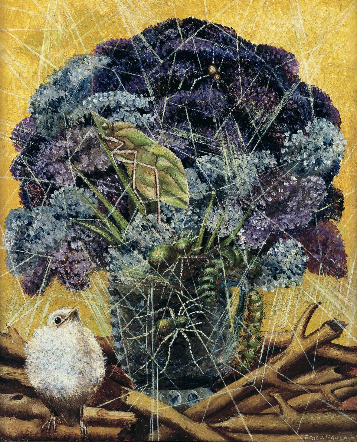 Obraz Fridy Kahlo