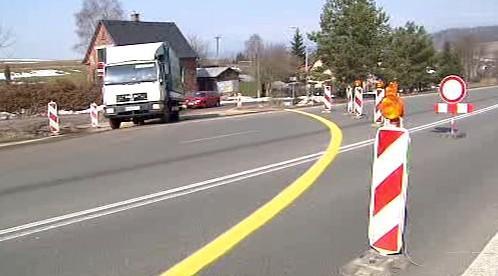 Dopravní uzavírka