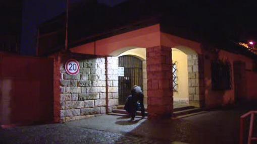 Policejní prezidium v pražském Bubenči