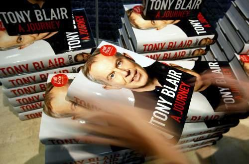 Memoáry Tonyho Blaira