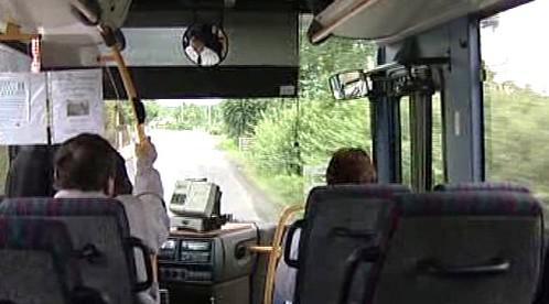 Autobusová doprava na Královéhradecku