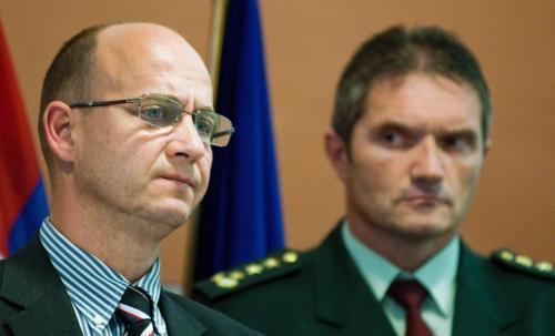 Jaroslav Spišiak a Csaba Faragó