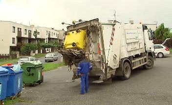 Odvoz odpadu