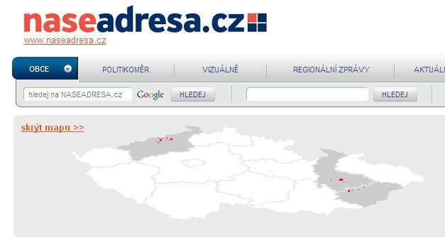 Naše adresa