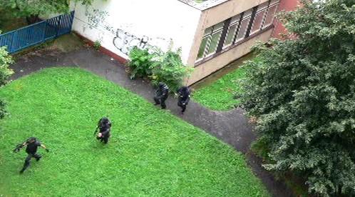 Střelba v Bratislavě