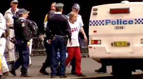 Pavoučího muže zatkla policie