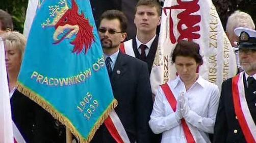 Oslavy výročí polské Solidarity