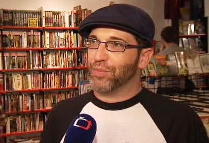 Leo McGovern - hrdina komiksu o Katrině