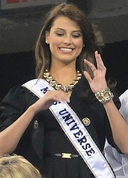 Venezuelanka Stefanía Fernándezová, Miss Universe 2009