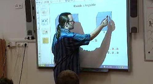 Výuka v projektu Vzdělání 21