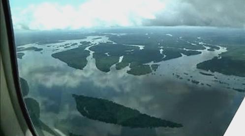 Přehrada Belo Monte zaplaví 500 kilometrů čtverečných