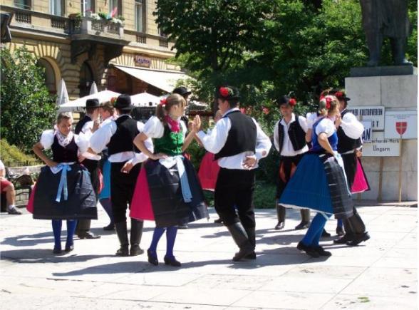 Maďarský lidový soubor