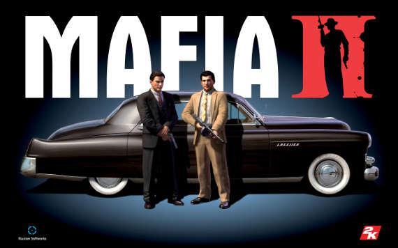 Hlavní postavy hry Mafia 2