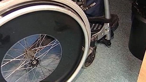 Handicapovaný