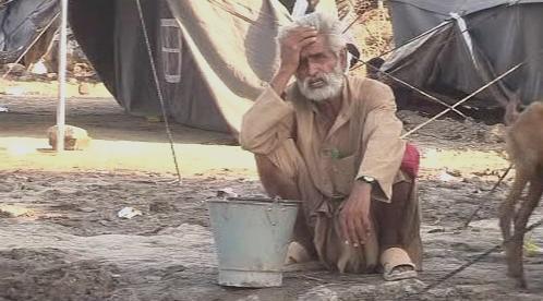 Povodně v Pákistánu postihly 17 milionů lidí