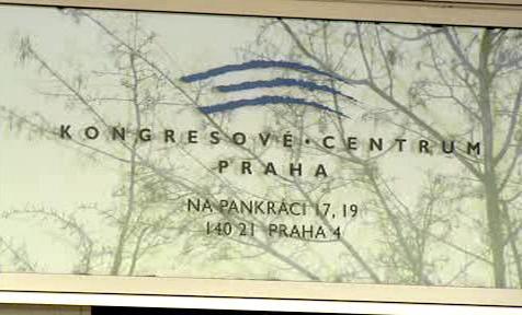 Kongresové centrum v Praze