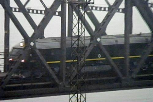 Kimův obrněný vlak
