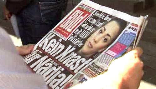Německý tisk o kauze Nadji Benaissové