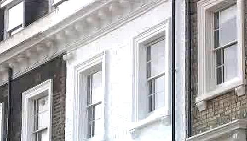 Dům, kde zavraždili britského agenta Garetha Williamse