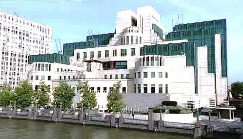 Sídlo MI6