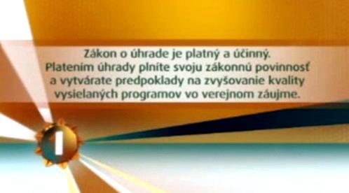 Žádost STV o platbu koncesionářských poplatků