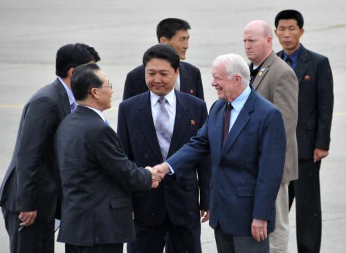 Jimmy Carter v KLDR