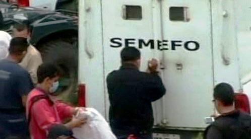 V Mexiku našli 72 mrtvol