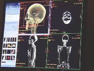 Mumie a počítačová tomografie