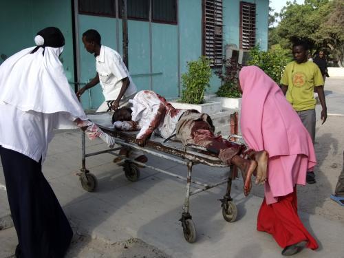 Boje v Somálsku pokračují