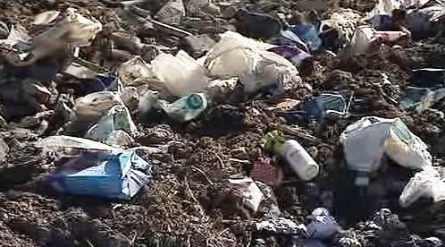 Odpadky